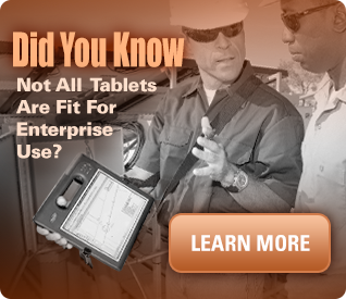 Industrial Tablets for Enterprise Use